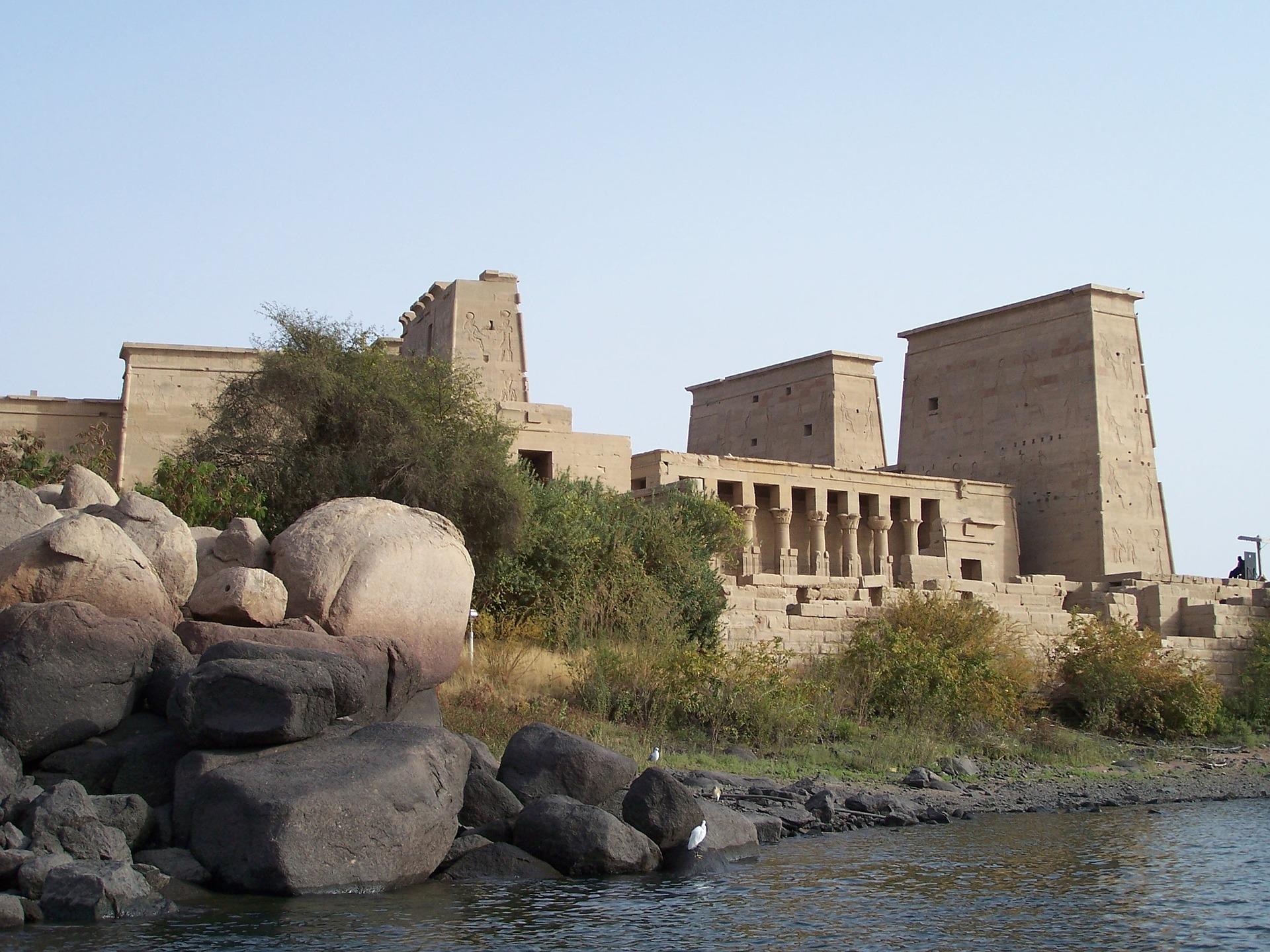 voyage entre femmes en Egypte