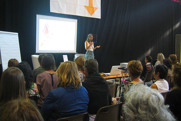 Nadège Pic_coach de vie pour femmes_conférence annecy