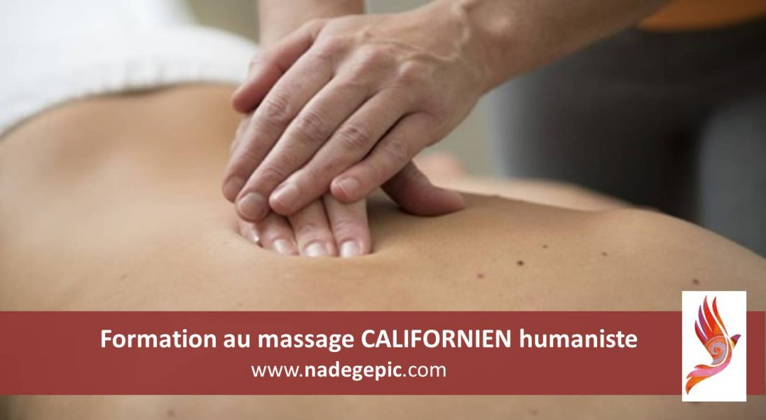 Formation au massage humaniste californien en Bretagne