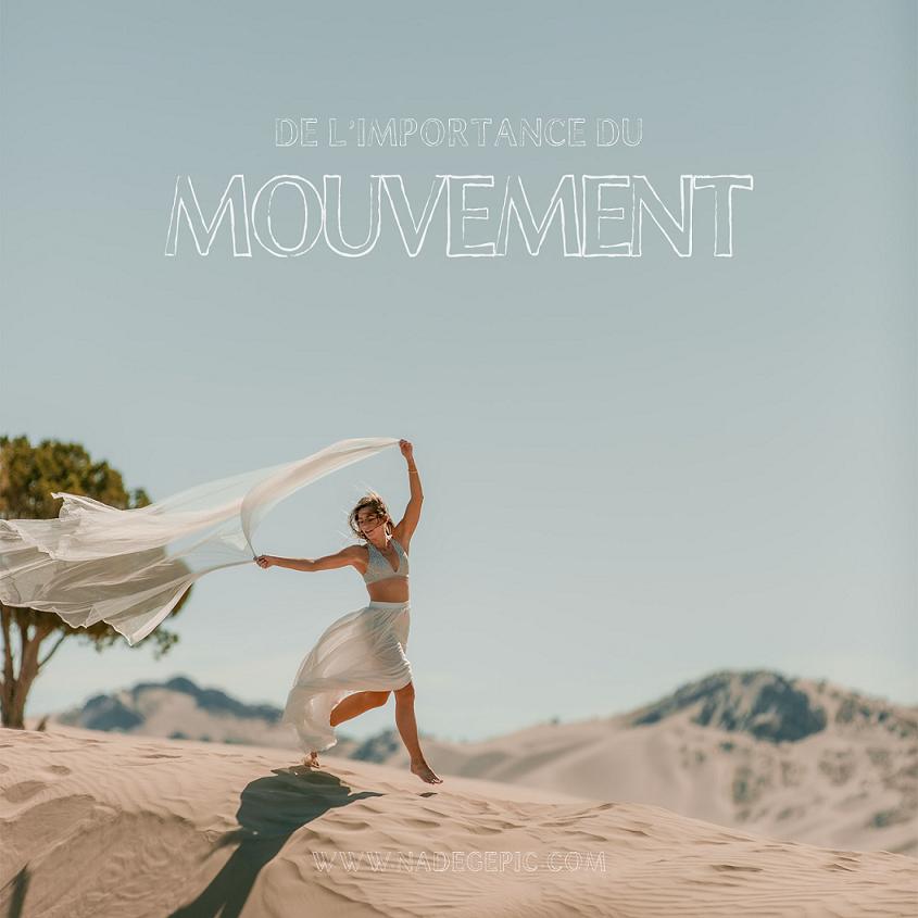 Atelier mensuel «Mouvement et libération émotionnelle»